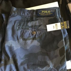 Polo Ralph Lauren Camo Pants 36x34